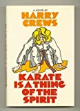 img - for Karate is a Thing of the Spirit book / textbook / text book