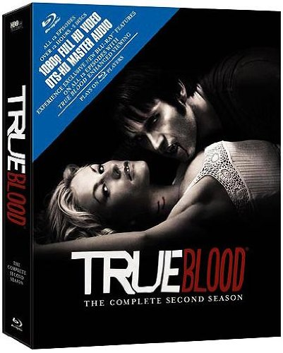 True Blood: The Complete Second Season (Special Limited Edition with Bonus Disc) [Blu-ray]