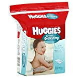 Huggies Naturally Refreshing Thick-N-Clean Baby Wipes, Cucumber and Green Tea, 184 ct.