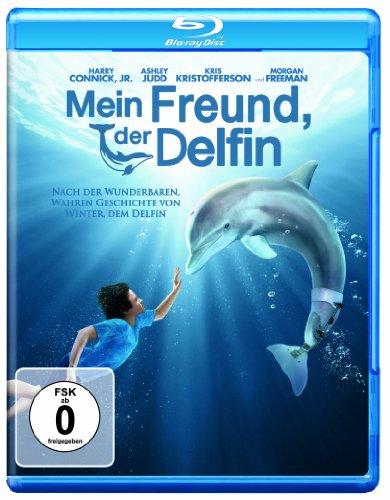 Mein Freund, der Delfin [Blu-ray]