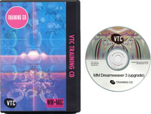 Macromedia Dreamweaver 2.0 & 3.0 Training CD