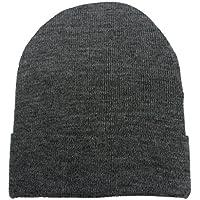 Romano Men's Black Woollen Cap