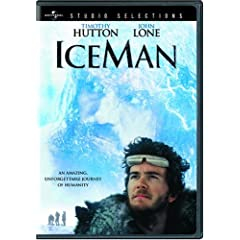 cover of Iceman
