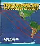 Trigonometry for College Students