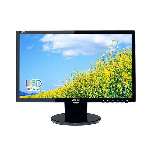 Asus Ve228H 21.5-Inch Full-Hd Led Monitor With Integrated Speakers front-394232