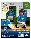 Mike Moustakas 2013 Generation 2 Oyo Mini Figure Kansas City Royals