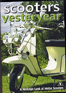 Scooters Of Yesteryear