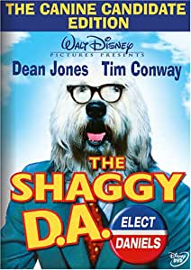 Shaggy D.A. (The Canine Candidate Edition)