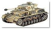 1/72 ドイツ IV号戦車 G型 #MT43