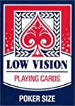 """Low Vision """"New Sight"""" Poker Deck Car..."""