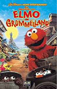 The Adventures of Elmo in Grouchland [VHS] [Import allemand]