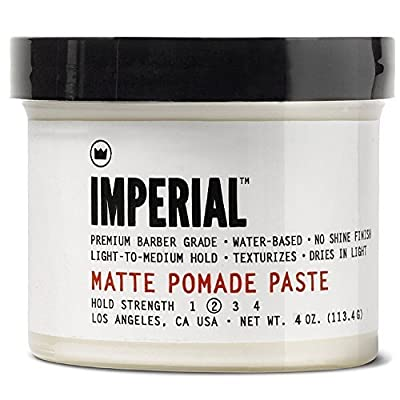 Imperial Barber Products Matte Pomade 5oz