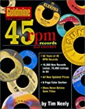 Goldmine Price Guide to 45 Rpm Records (Goldmine Price Guide to 45 Rpm Records, 3rd ed)