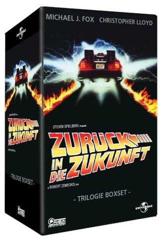 Zurück in die Zukunft - Trilogie Boxset [VHS]