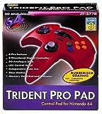 echange, troc N64 Trident Pad Pro rouge