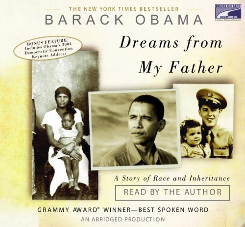 Dreams from My Father(lib)(CD)