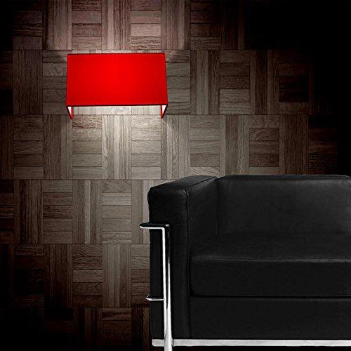 Square W 1 luce - Applique moderna - OLUX ILLUMINAZIONE