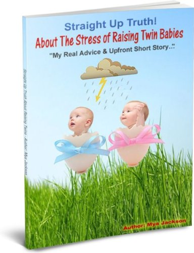 Pregnancy Week by Week: Real Truth & Advice About The Stress of Raising Twin Babies -- PLUS Baby Bargains Products We Reccomend