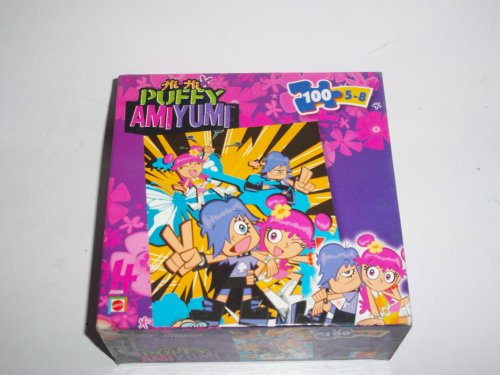 Puffy Amiyumi 100 Piece Puzzle by Mattel