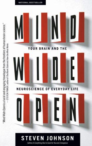 Steven Johnson - Mind Wide Open