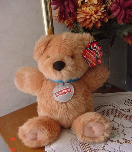 Fisher Price Bear Buddies *Bennett the Teddy