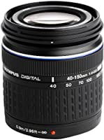 Olympus 40-150mm f/4.0-5.6 ED Zuiko Digital Lens for Olympus Digital SLR Cameras by Olympus