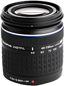 Olympus 40-150mm f/4.0-5.6 ED Zuiko Digital Lens for Olympus Digital SLR Cameras