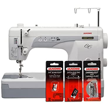 Janome 1600P-QC High-Speed Sewing Machine Review