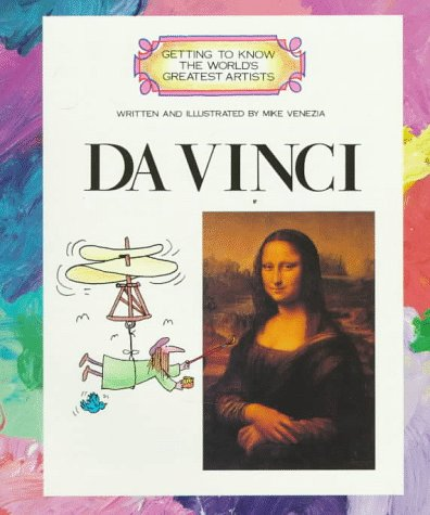 Da Vinci (Getting To Know The World'S Greatest Artists) front-405911