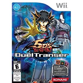 Yu-Gi-Oh! 5D's Duel Transer: Video Games
