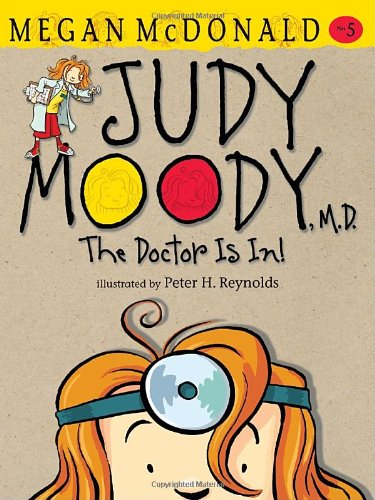 Judy Moody, M.D. (Book #5) front-746308