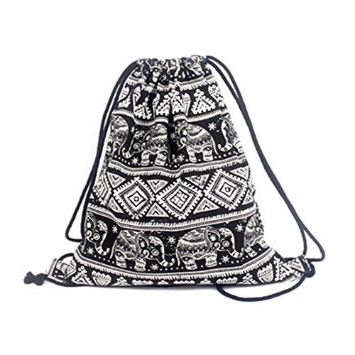 samgoo-segeltuch-rucksack-gym-sack-turnbeutel-beutel-sportbeutel-ethnische-stil-elefant-geometrische