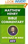 Matthew Henry's Concise Bible Comment...
