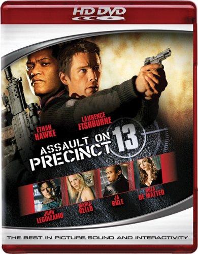 Нападение на 13-й участок / Assault on Precinct 13 (2005) HDDVDRip 720p от HQ-ViDEO