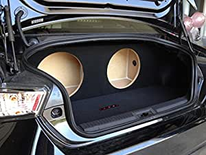 scion frs fr s custom sub enclosure subwoofer box 2 12 subs car electronics. Black Bedroom Furniture Sets. Home Design Ideas