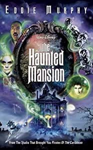 The Haunted Mansion [VHS] [Import anglais]