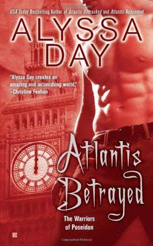 Image of Atlantis Betrayed (A Warriors of Poseidon Novel, Book 6)