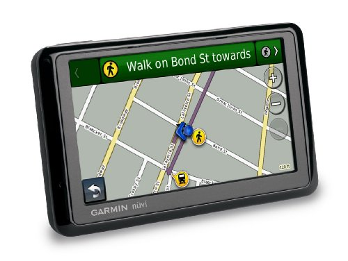 Garmin Nuvi 1310 Satellite Navigation System with UK & Ireland  Mapping