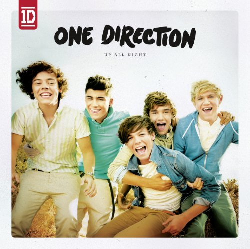 Up All Night debut album by One Direction