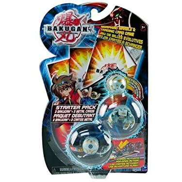 Bakugan Starter Pack Gray Gbl