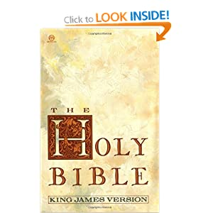 Holy Bible, King James Version: Anonymous: 9780452010628: Books - Amazon.ca