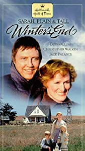 Sarah, Plain and Tall: Winter's End [VHS]