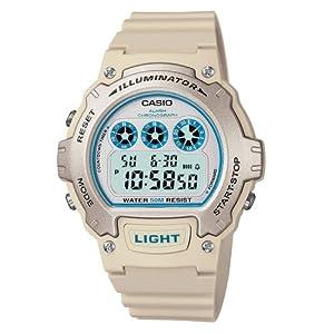 Casio Unisex W214-8AVCF Classic Watch Stone