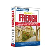 Pimsleur French Basic Course - Level 1 Lessons 1-10 CD: Learn to Speak and Understand French with Pimsleur Language Programs