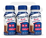 Ensure Plus Nutrition Shake, Milk Chocolate, 8-Ounce Bottle, 6 Count, (Pack of 4)