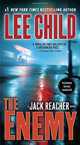Jack Reacher: The Enemy 8 by Lee Child (2009, Paperback) Free Shipping.