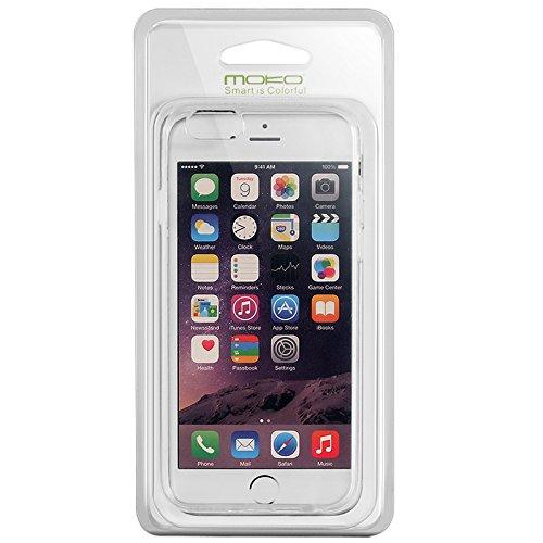 ノーブランド品 iPhone6用ソフトケース TPU保護ケース・カバー 2014年型超薄軽量クリアケース 4.7インチ ブラック
