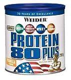 Weider Protein 80 Plus, Vanille, 750 g