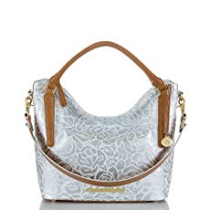 Norah Hobo Bag<br>Lyon White