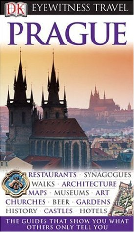 DK Eyewitness Travel Guide to Prague